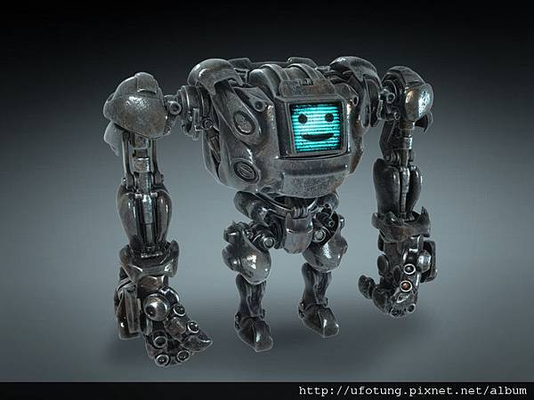 cball robot01-front