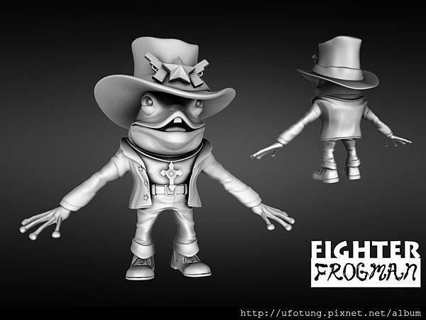 cowboy-frogman