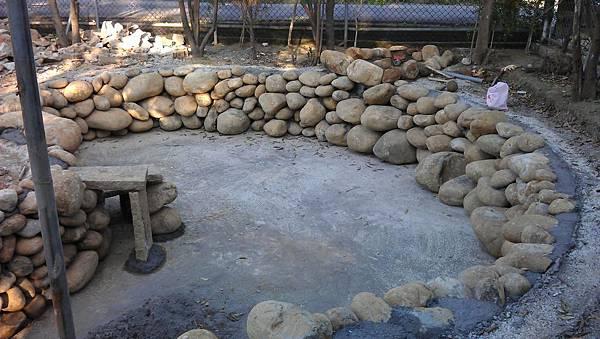1001124大溪農舍水池-施工後1