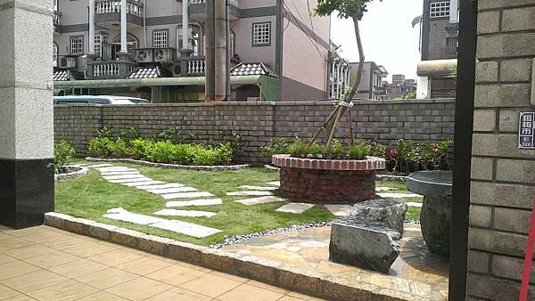 1020527楊梅林公館-庭園景觀工程-完工照1