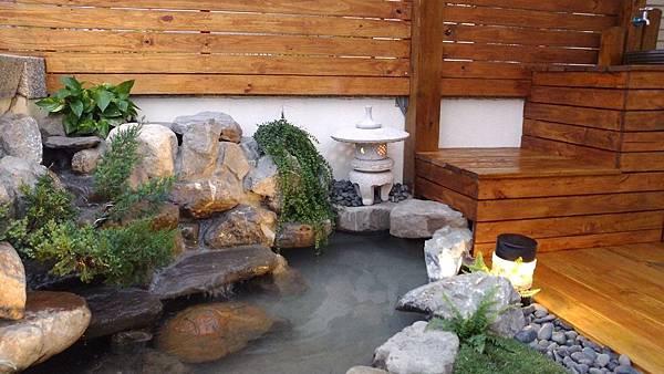 1021116楊梅老莊賴公館-水池景觀工程-完工照