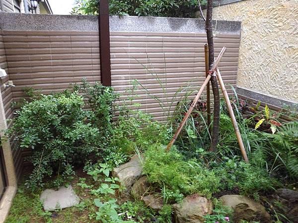 1021207楊梅校前路-庭園景觀工程-施工前1