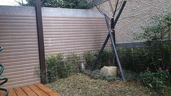 1021207楊梅校前路-庭園景觀工程-完工照