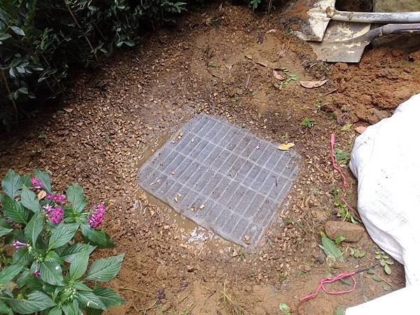 1021207楊梅校前路-庭園景觀工程-施工中2
