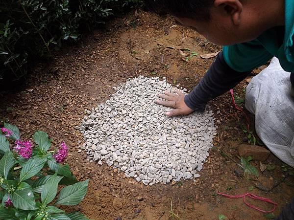 1021207楊梅校前路-庭園景觀工程-施工中3