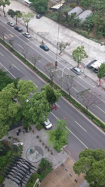 1030301樹林大安尊邸社區-高空植栽移植工程-施工中9