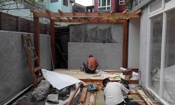 1030725士林雨聲街徐公館-庭園日式景觀工程-施工中3.JPG