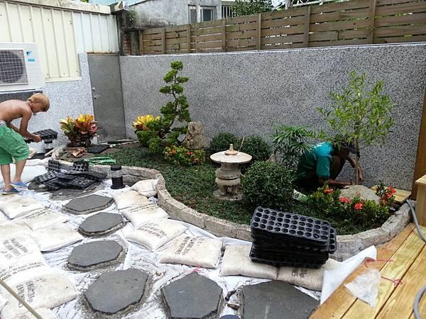 1030725士林雨聲街徐公館-庭園日式景觀工程-施工中5.jpg
