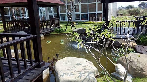 1030805桃園新屋3號咖啡館-水池景觀工程2-完工照3