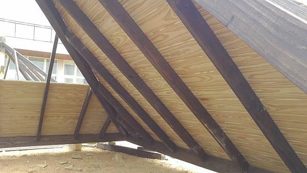 1030805桃園新屋3號咖啡館-木作景觀工程-施工中5.jpg