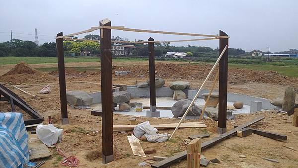 1030805桃園新屋3號咖啡館-木作景觀工程-施工中7.jpg