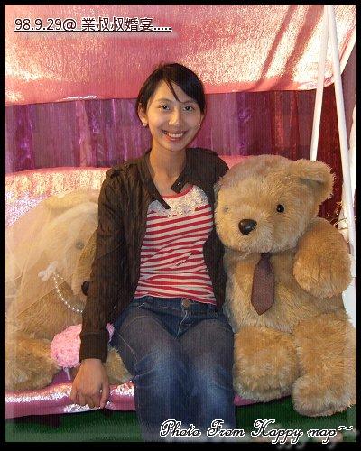 媽媽的獨照(新娘熊:還我老公啦!!!!)