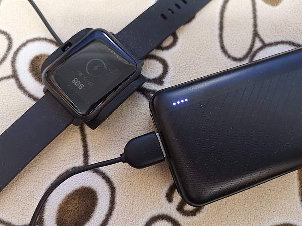 隨時隨充挺輕巧,讓你出門不用擔心電力問題【Havit 海威特】雙USB輸出行動電源H584 - 5