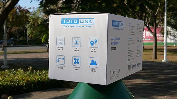 輕鬆無負擔改善家中WIFI環境 TOTOLINK T6 Mesh 網狀路由器2910