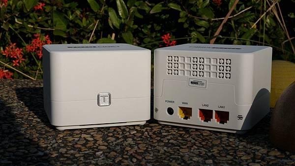 輕鬆無負擔改善家中WIFI環境 TOTOLINK T6 Mesh 網狀路由器8229