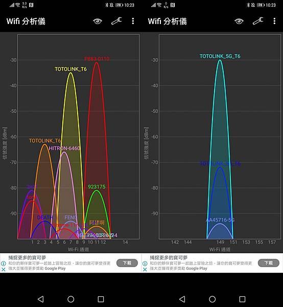 輕鬆無負擔改善家中WIFI環境 TOTOLINK T6 Mesh 網狀路由器5183