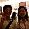 鄧迪隆和禔萱學姊