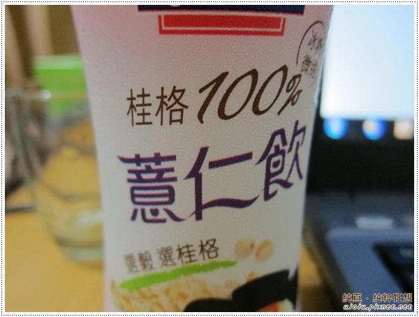 桂格薏仁飲2