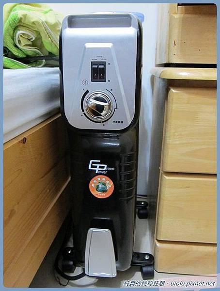綠能葉片電暖器33