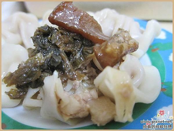 灣仔碼頭高麗菜鮮筍豬肉水餃18