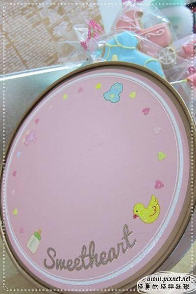 金格我的小甜心彌月禮盒12