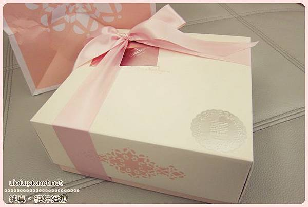 chochoco wedding 手工法式喜餅禮盒001.JPG
