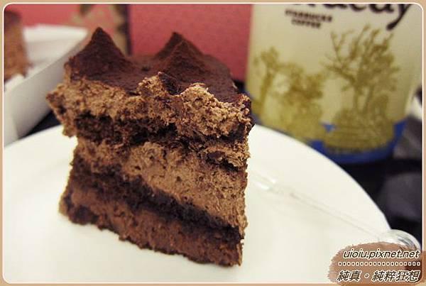 星巴克咖啡巧克力CAKE005