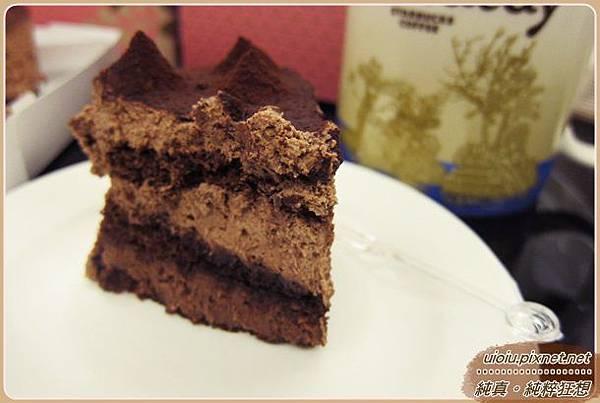 星巴克咖啡巧克力CAKE006