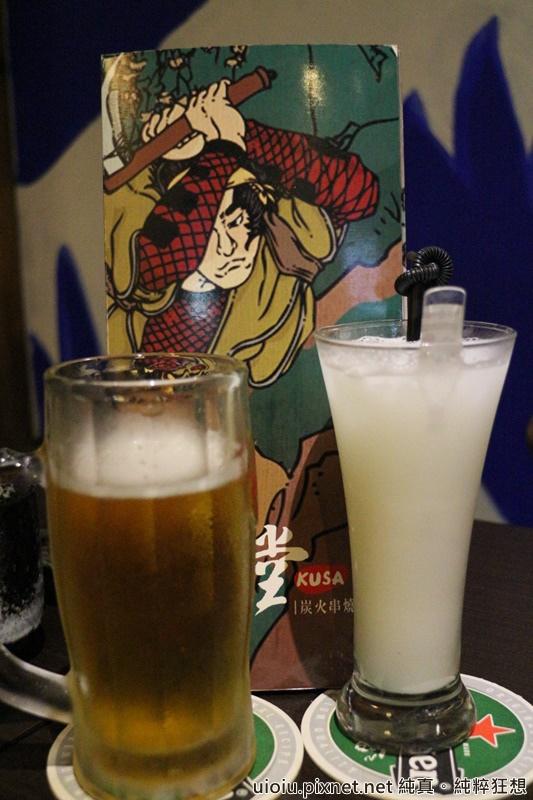 140708 新竹 草堂炭火串燒100