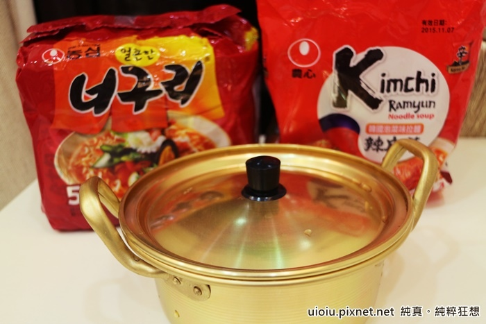 韓國泡麵鍋001.JPG