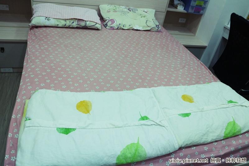 宜得利 N Cool涼被+枕頭保潔墊+床墊保潔墊之寢具組004.JPG