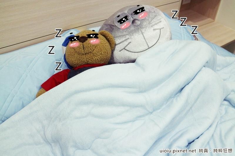 宜得利 N Cool涼被+枕頭保潔墊+床墊保潔墊之寢具組010.JPG