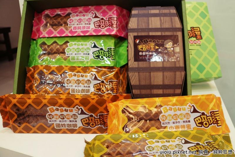 巴部屋工坊 純鮮奶脆餅003.JPG