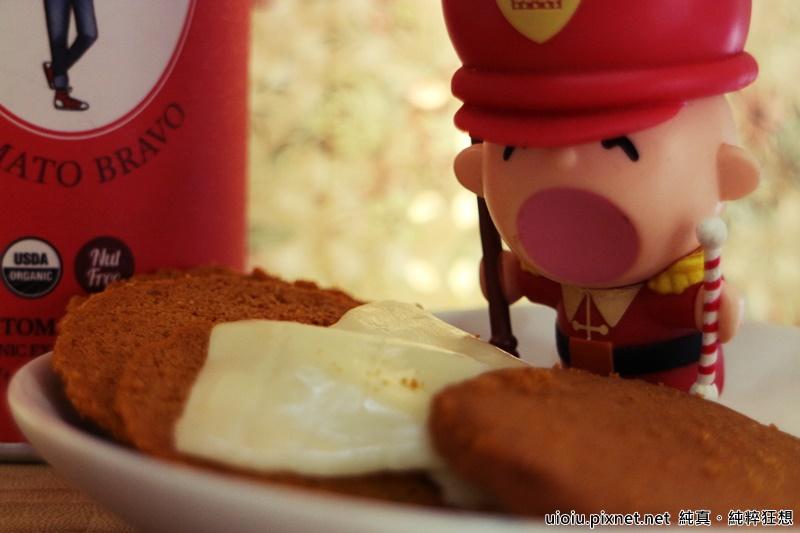 食好覓 蕃茄餅乾.有機茶014.JPG
