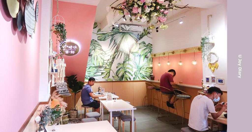 [食記] 台中 小時候蛋餅 網美級傳統早餐店