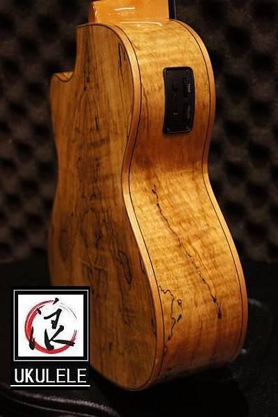 阿浪老師烏克麗麗-美國品牌KALA-玫紋楓木全單板高級琴_002.jpg