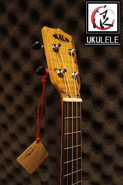阿浪老師烏克麗麗-美國品牌KALA-玫紋楓木全單板高級琴_001.jpg