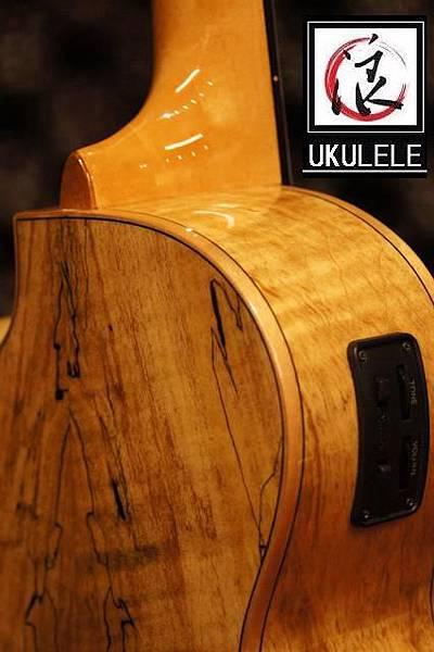 阿浪老師烏克麗麗-美國品牌KALA-玫紋楓木全單板高級琴_003.jpg