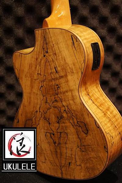 阿浪老師烏克麗麗-美國品牌KALA-玫紋楓木全單板高級琴_004.jpg