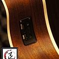 阿浪老師烏克麗麗台灣品牌KOYAMA-雙色琴頭插電缺角26吋_004.jpg