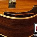 阿浪老師烏克麗麗台灣品牌KOYAMA-雙色琴頭插電缺角26吋_005.jpg