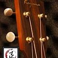 阿浪老師烏克麗麗台灣品牌KOYAMA-雙色指板全單插電烏克_001.jpg