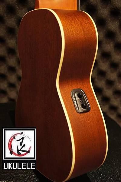 阿浪老師烏克麗麗台灣品牌KOYAMA-雙色指板全單插電烏克_005.jpg
