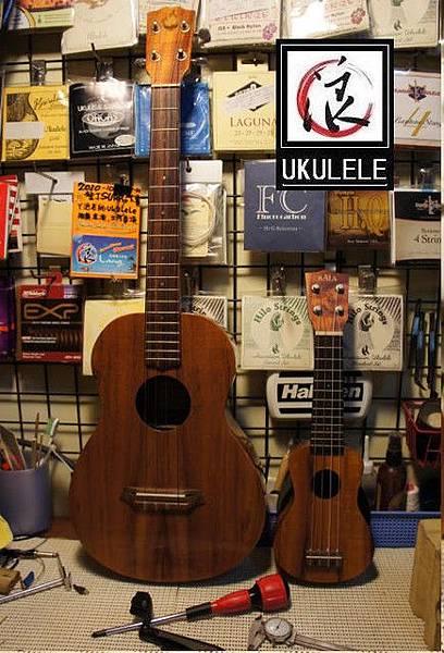 阿浪老師烏克麗麗ukulele專賣店-30吋和14吋.jpg