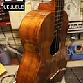 阿浪老師烏克麗麗ukulele專賣店夏威夷相思木-側板2.jpg