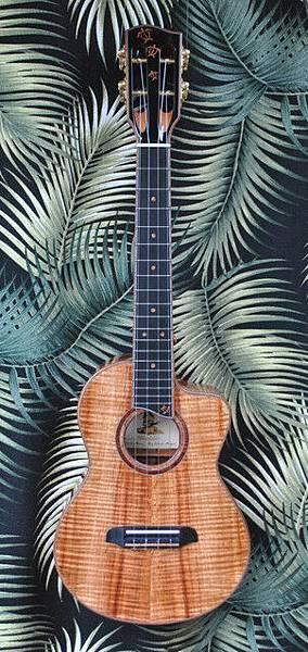 阿浪老師烏克麗麗-來自夏威夷.全世界最美麗的手工琴….jpg