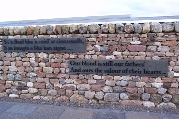 1746年Culloden戰役紀念館
