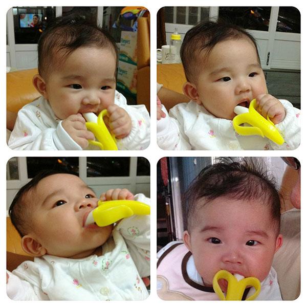 1-banana牙刷