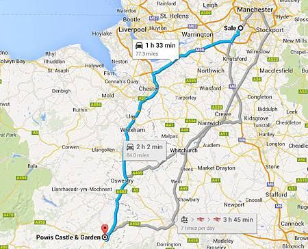 map_powis castle_manchester