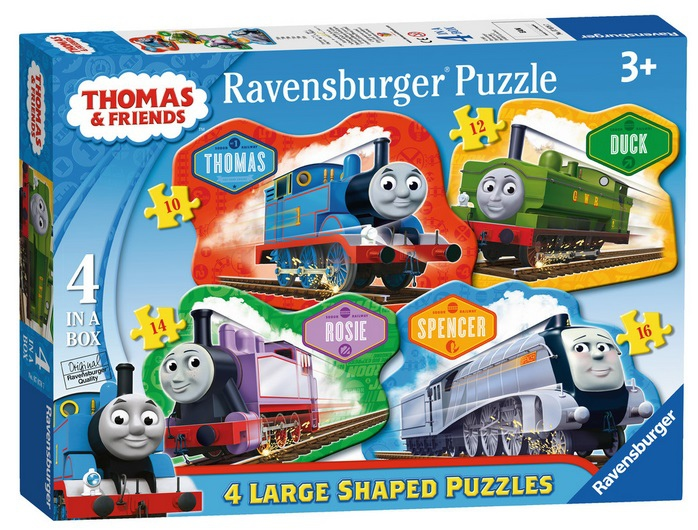 07079_thomas & friends shaped puzzle( 4 in a box)